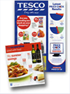 Picture of a Tescos leaflet